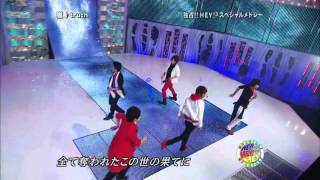 HeyHeyHey Arashi 081215 truth live(HD)