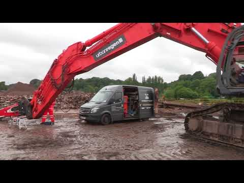 How to install and set-up hydraulic attachments for optimum performance and efficiency