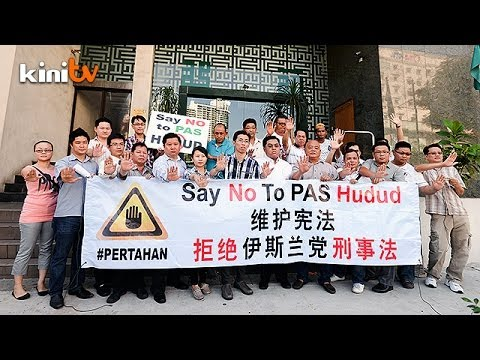 MCA forms 100-lawyer team to stop Hudud