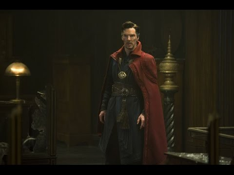 Doctor Strange Scene After Credits - Scene 1 - SPOILERS - THOR returns!