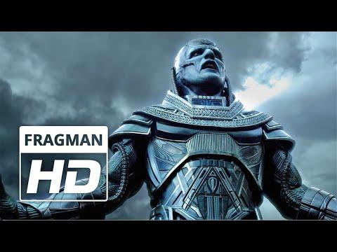 X-Men: Apocalypse Türkçe Dublajlı Fragmanı 2016