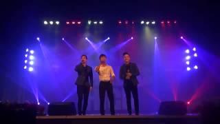 Anh Sợ Mất Em - The Men & khán giả [LIVE]