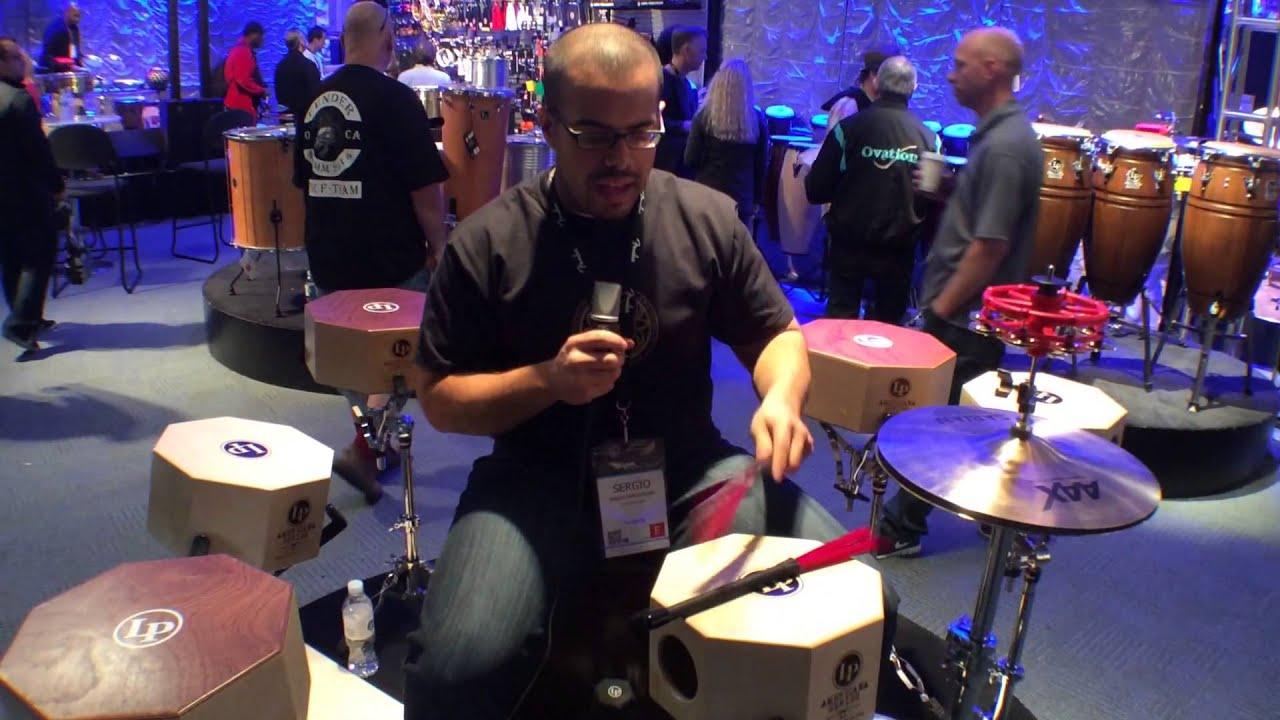 Latin Percussion LP-CCB Cajon Brushes