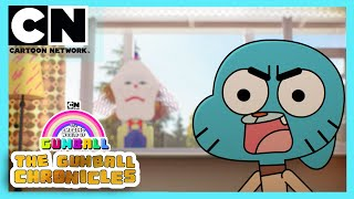 The Gumball Chronicles | Scary Clown | Cartoon Network UK
