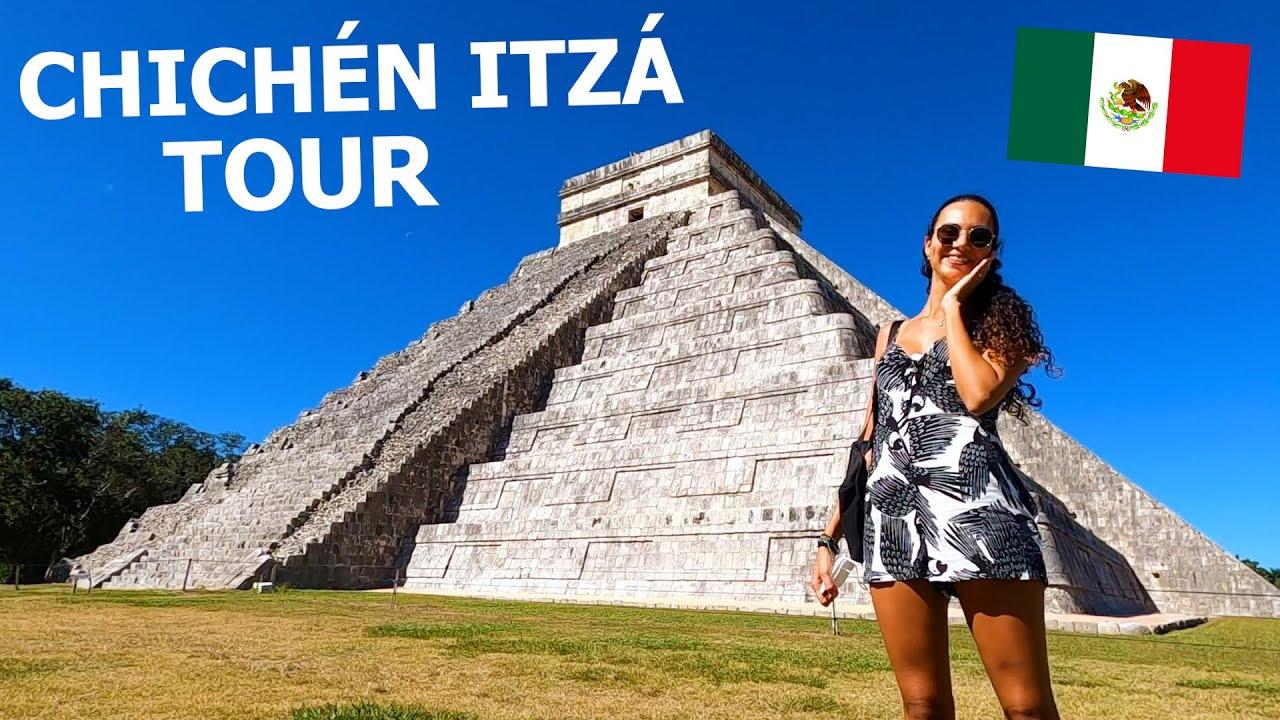 CHICHEN ITZA: MEXICO'S WONDER OF THE WORLD! 🇲🇽