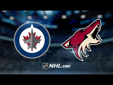 Balanced offense, Mason lead Jets past Coyotes, 4-1