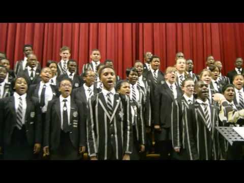 LHS Choir and Mass School Choir
