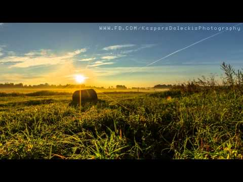 Colourful Shades Of Latvia timelapse video