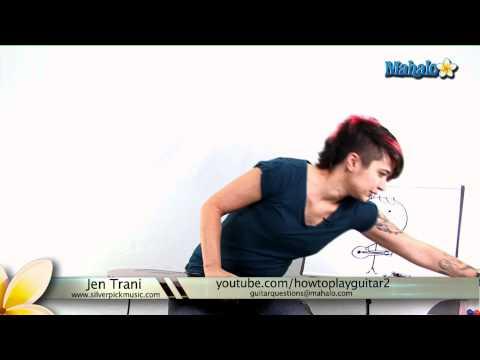 Mahalo Guitar Ustream with Jen Trani - July 7, 2011
