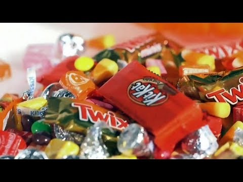 Calorie scare: How much Halloween candy equals 100 calories?