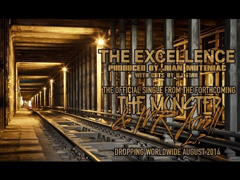 V-Zilla & Lawrence Arnell - The Excellence (Prod. Juan Muteniac) [Official]