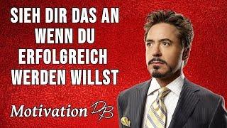 Der Weg zum ERFOLG! Motivationsvideo   Motivation Deutsch
