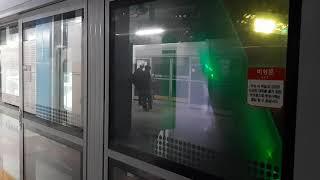 [철도풍경]수도권 전철 1호선 신도림역 용산급행 4호선…