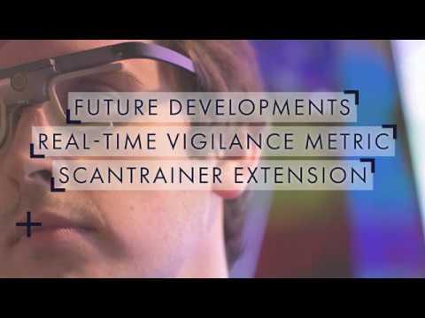 Scantracker  A Gaze-Aware Cognitive Assistant for Multiscreen Surveillance