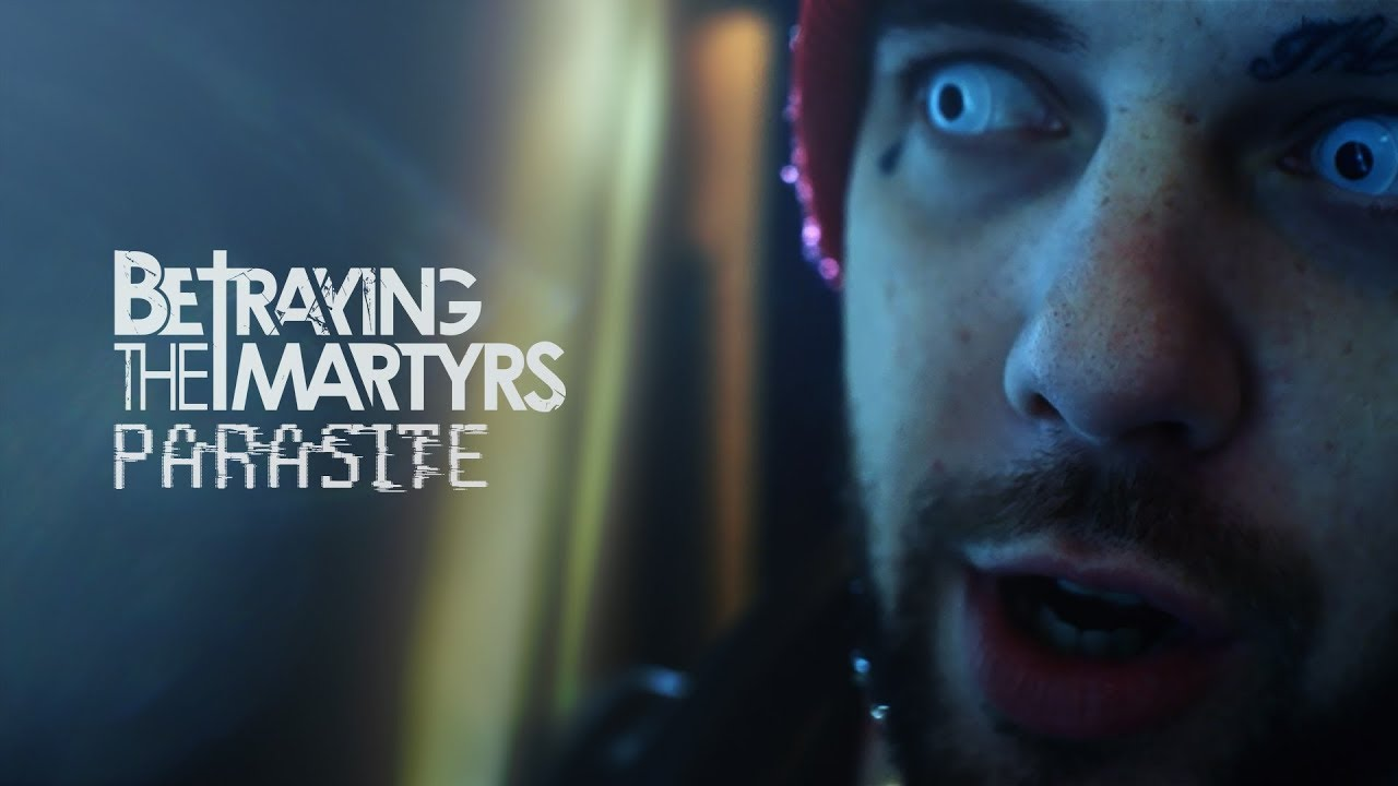 BETRAYING THE MARTYRS - Parasite (Official Music Video)