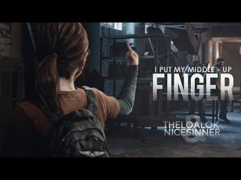 Middle Finger (c/w TheLoaLok)