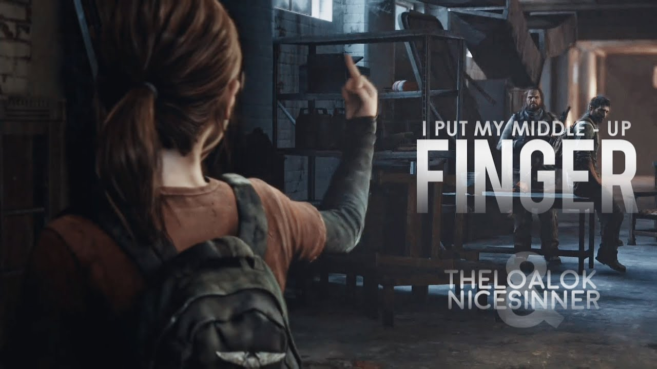 Download Middle Finger (c/w TheLoaLok)