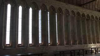 Mont-Saint-Michel Suite for Harp - The Refectory