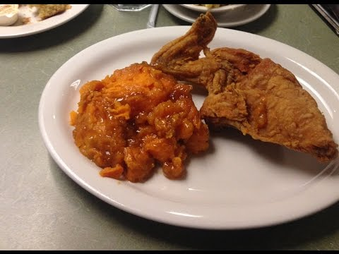 Sylvia's Soul Food Restaurant Harlem Review