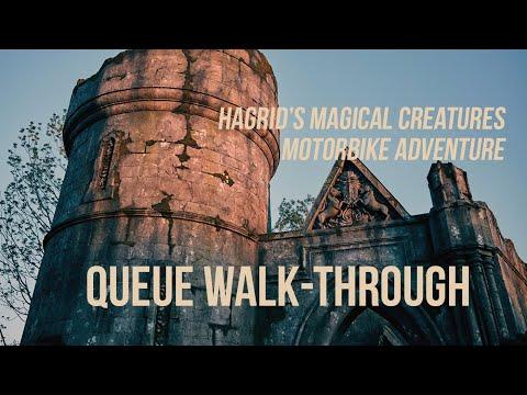 Ride review: Hagrid's Magical Creatures Motorbike Adventure