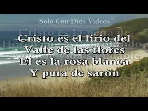 Cristo Es La Peña De Horeb - Steve Green Con Letra