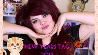 New Years Tag | Tifffftoothpaste Thumbnail