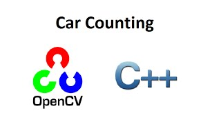 OpenCV 3 Car Counting C++ full source code