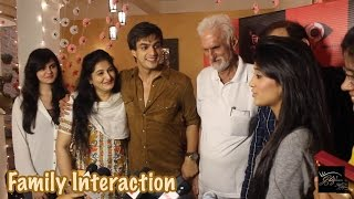 Media Interaction with Shivangi and Mohsin's Family | Yeh Rishta Kya Kehlata hai