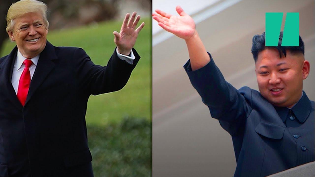 Trump Accepts Offer To Meet Kim Jong Un