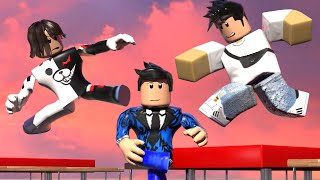 ROBLOX BULLY Story - 🎵 Destiny 🙌 🎵 - Roblox Music Animation
