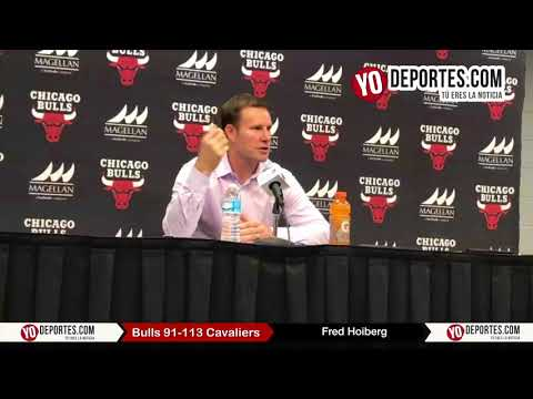 Fred Hoiberg Chicago Bulls 91-113 Cleveland Cavaliers