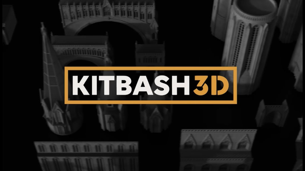 KitBash3d Trailer
