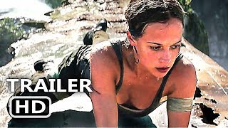 TOMB RAIDER: 10 minutes from the MOVIE !