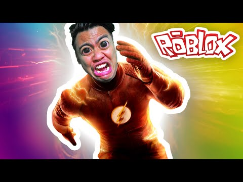 THE FILIPINO FLASH! | Roblox: Speed Run 4