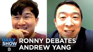 Baixar Ronny Chieng & Andrew Yang's Alternative Asian Debate | The Daily Show