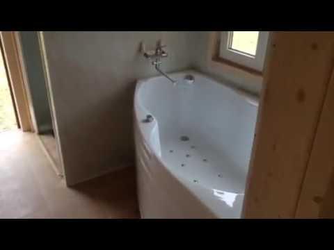 # Обзор [ 2 ~1 ] Баня с ванной. Полное видео.