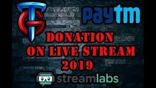 Donation Alert Настройка