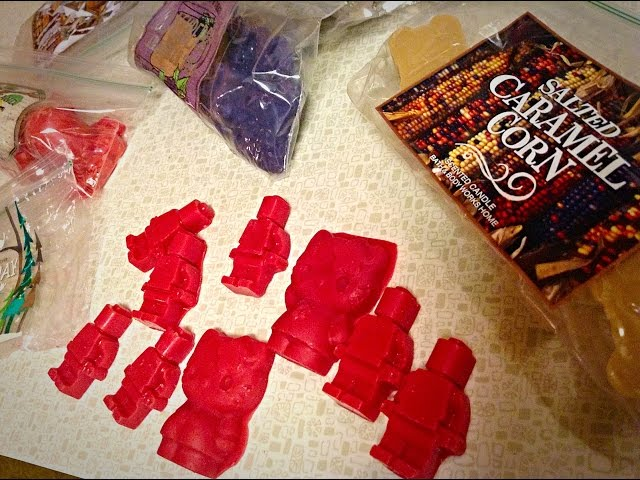 SAVE Money: Make Wax Melts with ME!!! 100 Melts for FREE!