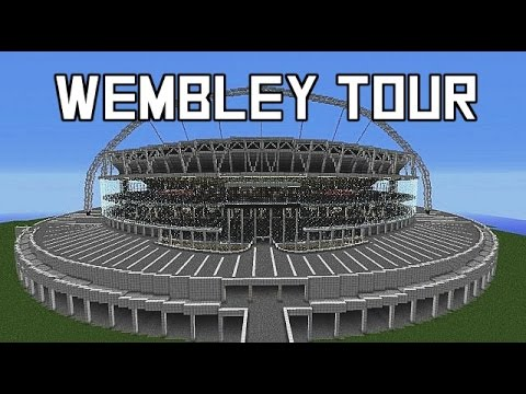 Minecraft wembley stadium youtube minecraft wembley stadium sciox Gallery