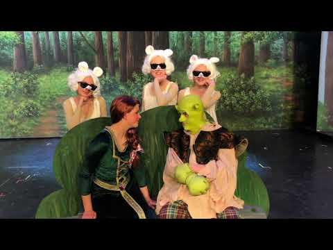 SHREK JR. Promo - West Ottawa Middle School Musical 2019