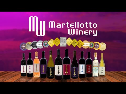 94 Point Martellotto Pinot Noir // Set of 4 video thumbnail