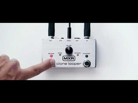 Coming Soon: MXR Clone Looper