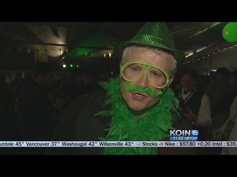 St. Patrick's Day celebration's continue in Portland