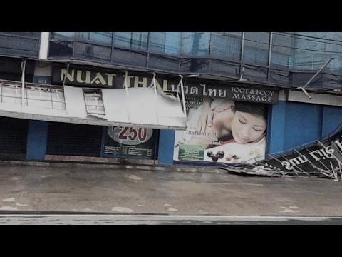 Cabanatuan Ciy, Nueva Ecija Aftermath - Typhoon Santi