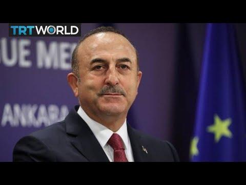 Turkey-EU Relations: Turkish, EU ministers talk trade, terrorism