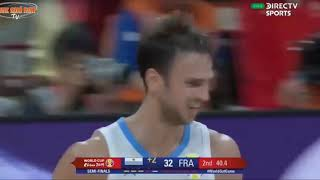 Mundial de China 2019. Argentina - Francia highlights