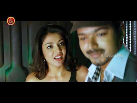 Kajal Indirectly Asks Vijay to Kiss Her - Romantic Love Scene - Thuppakki Movie Scenes