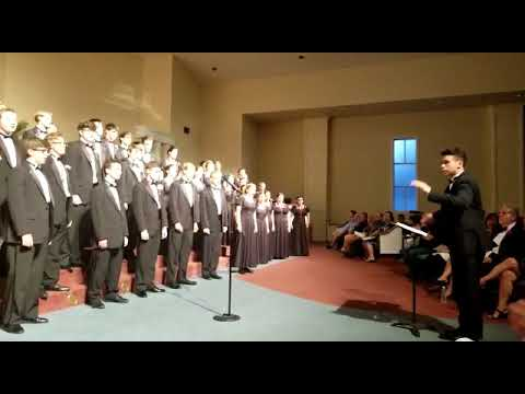 Jon Bellion- Hand Of God (Outro) (Sung By Niceville Singers 2018)