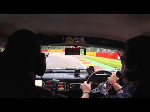 Volvo Amazon at Spa Classic 2015