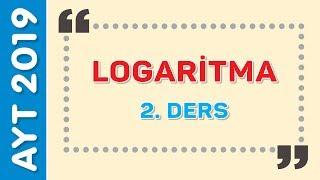LOGARİTMA 2.DERS - Emrah Hoca
